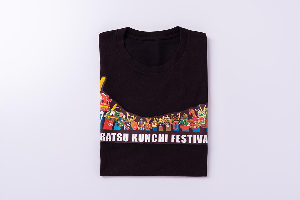 曳山Tシャツ